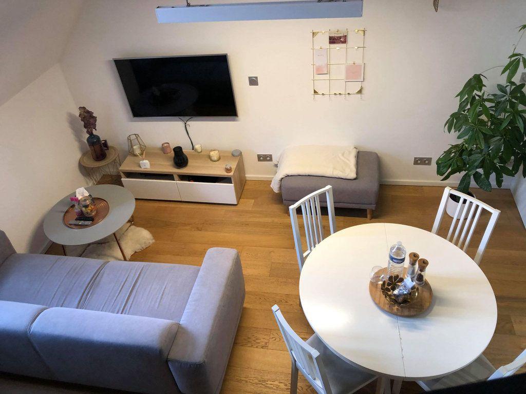Appartement à louer 2 48.39m2 à Valenciennes vignette-1