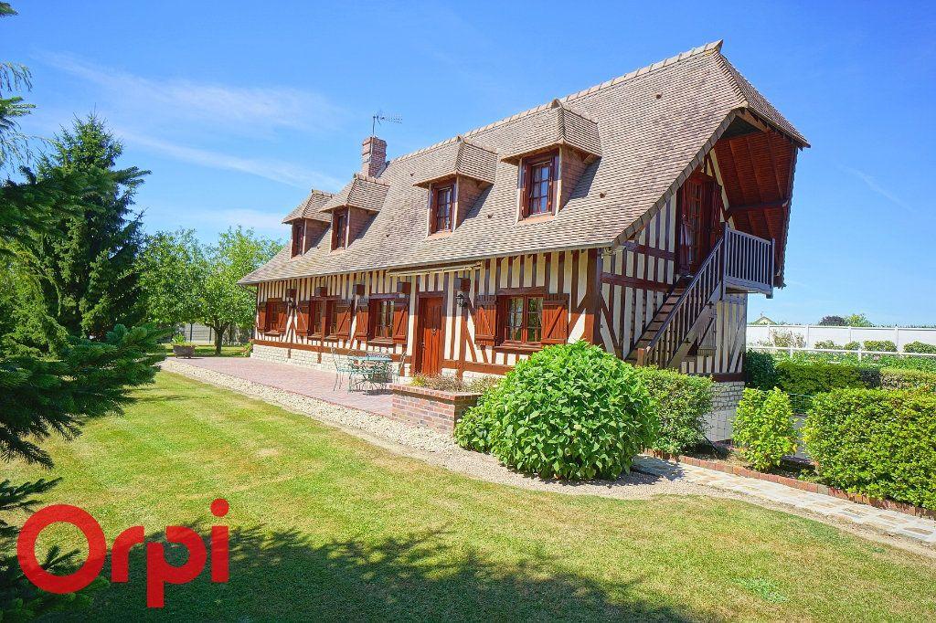 Maison à vendre 6 120m2 à Courbépine vignette-1