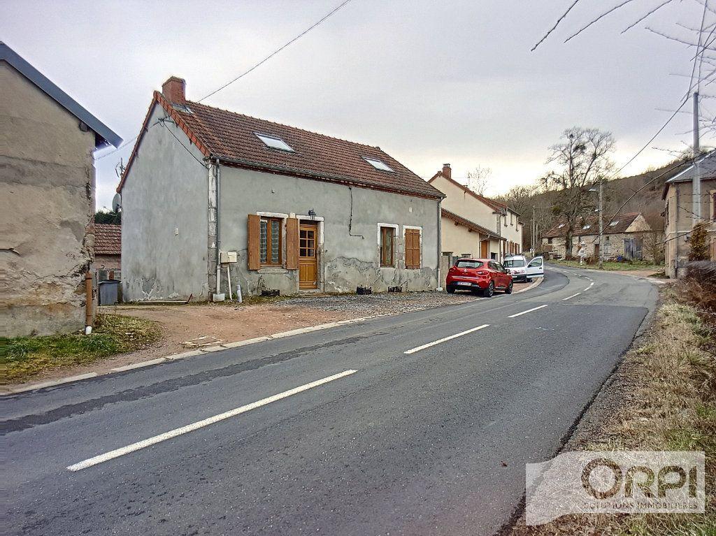Maison à vendre 5 94.5m2 à Saint-Éloy-les-Mines plan-1