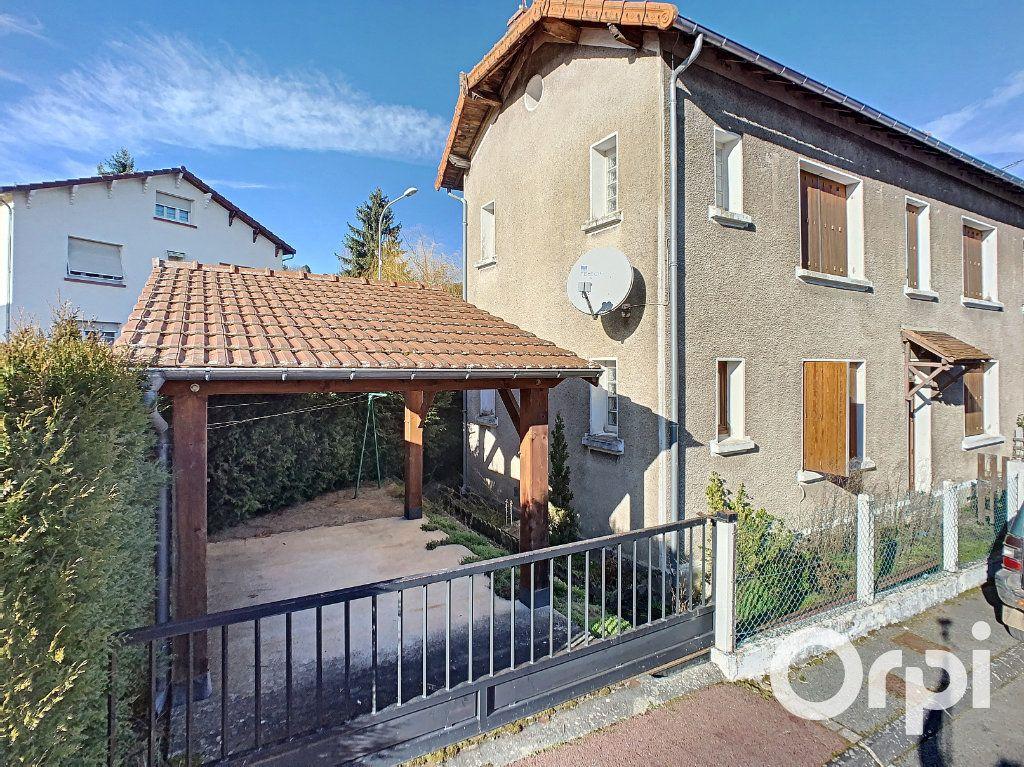 Maison à vendre 4 95m2 à Saint-Éloy-les-Mines vignette-1
