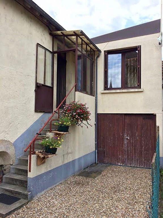 Maison à vendre 2 52m2 à Charenton-du-Cher vignette-1
