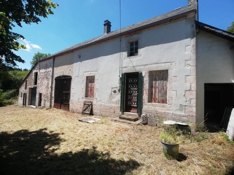 Maison à vendre 3 60m2 à Toulx-Sainte-Croix vignette-1