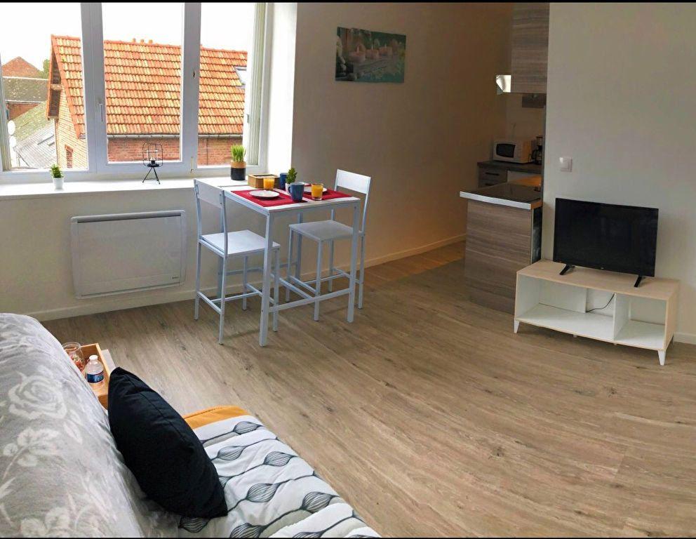 Appartement à louer 2 30.8m2 à Saint-Quentin vignette-1