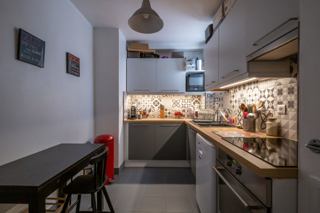 Appartement à vendre 3 75m2 à Paris 11 vignette-2