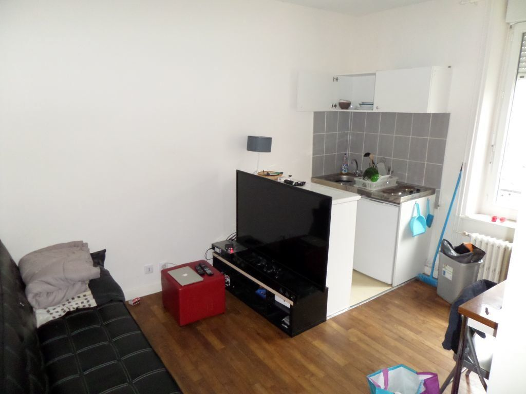 Appartement à louer 1 18m2 à Limoges vignette-1