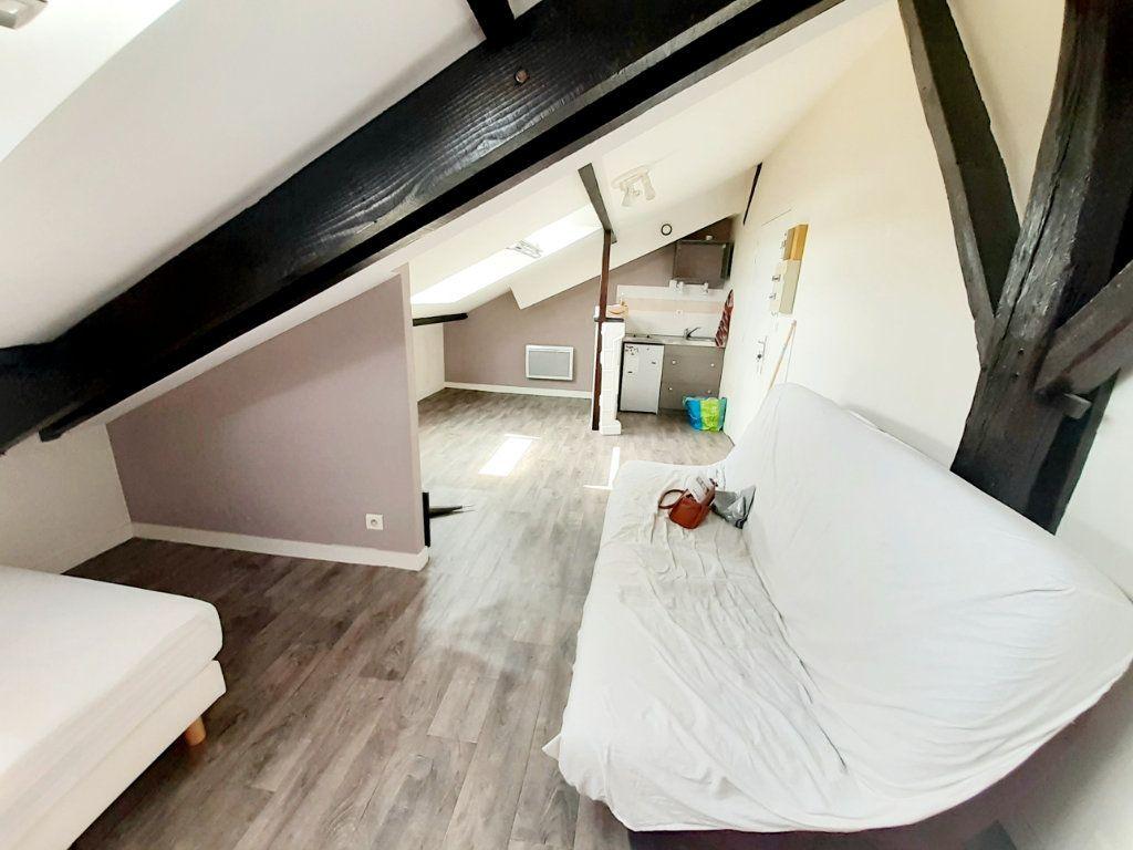 Appartement à louer 1 16.88m2 à Limoges vignette-1