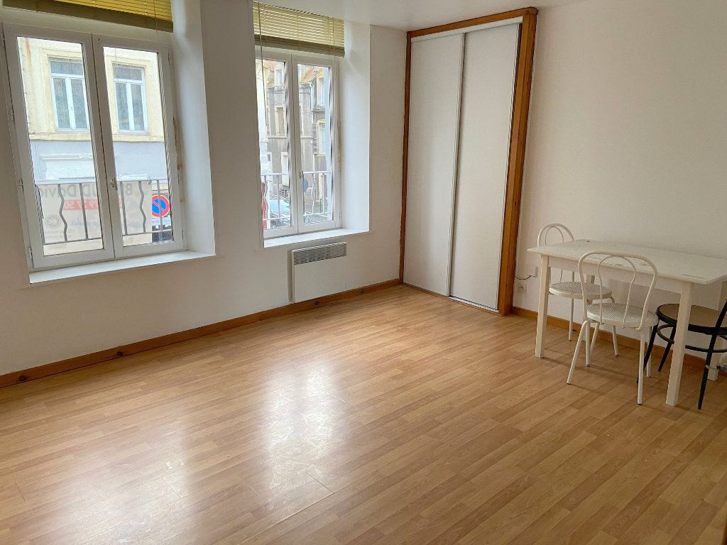 Appartement à louer 1 28m2 à Boulogne-sur-Mer vignette-2