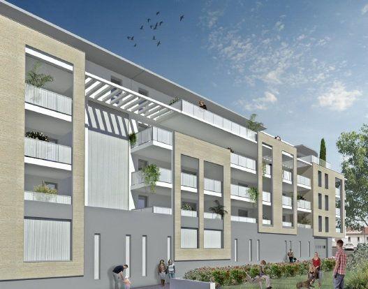 Appartement à vendre 2 41.45m2 à Béziers vignette-2