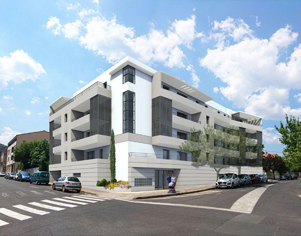 Appartement à vendre 3 60.11m2 à Clermont-l'Hérault vignette-1