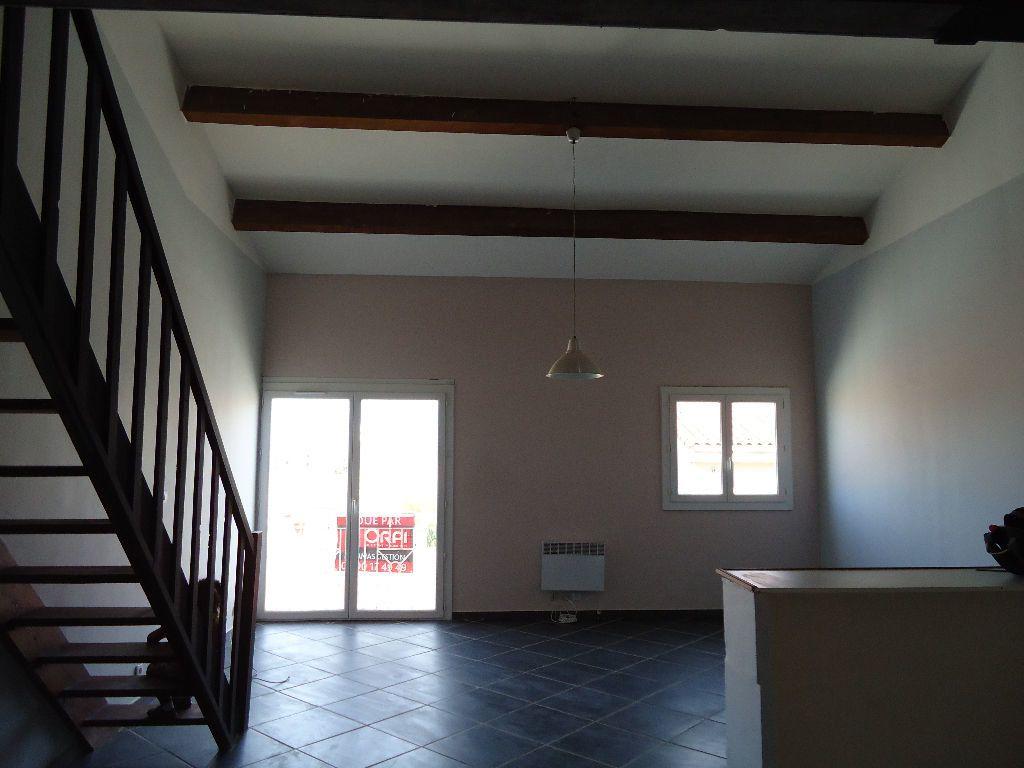 Appartement à louer 1 54.42m2 à Miramas vignette-1