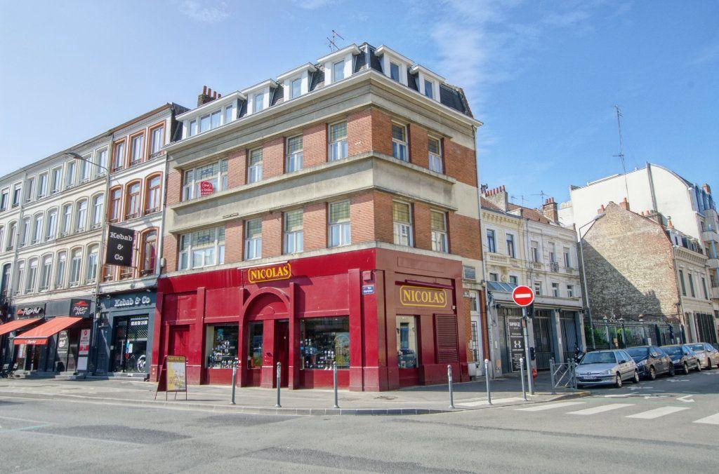 Appartement à vendre 2 37.18m2 à Lille vignette-1