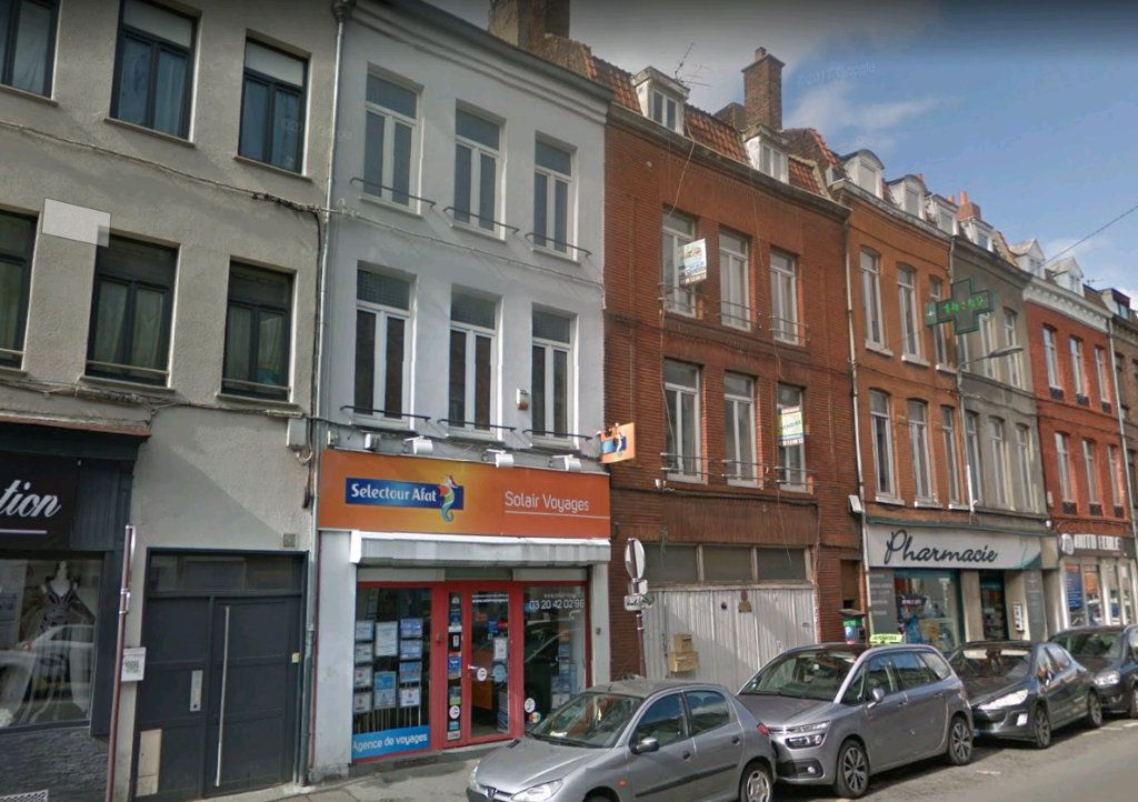 Appartement à louer 3 39.89m2 à Lille vignette-10