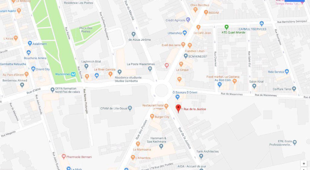 Stationnement à louer 0 13m2 à Lille vignette-1