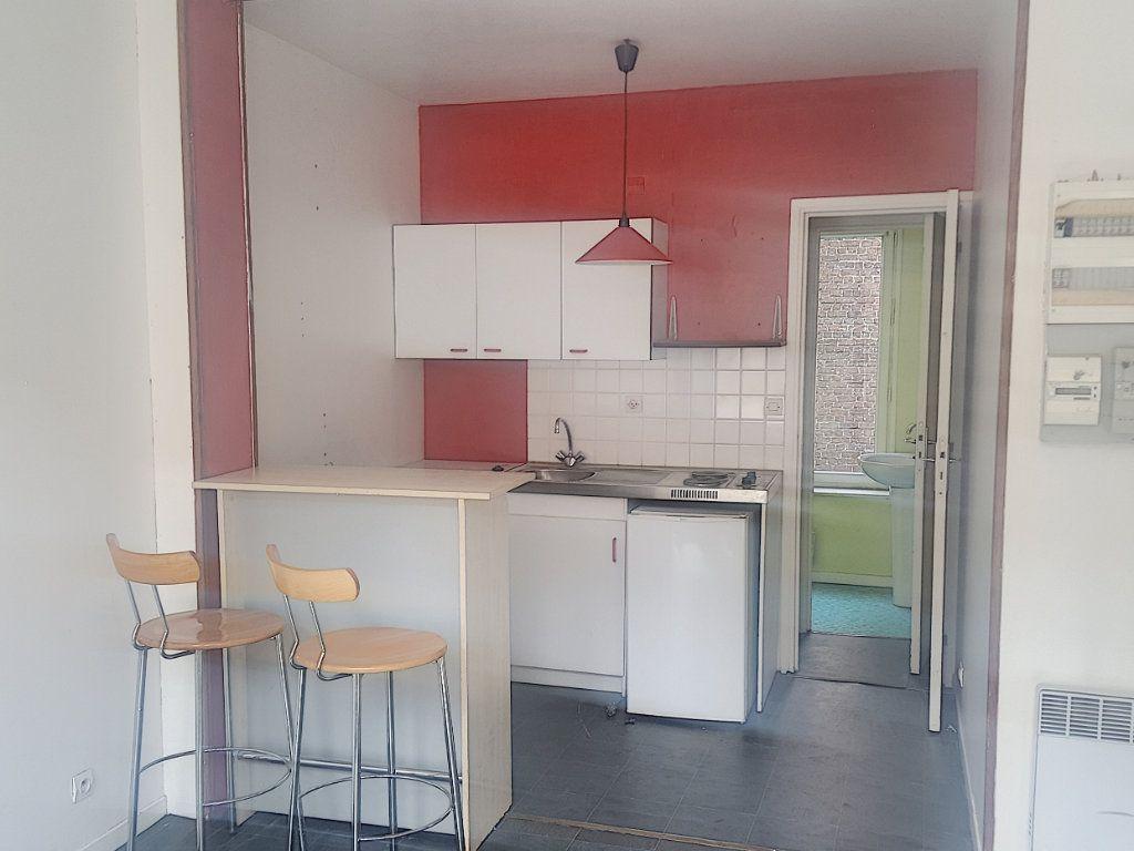Appartement à louer 1 22.63m2 à Lille vignette-3