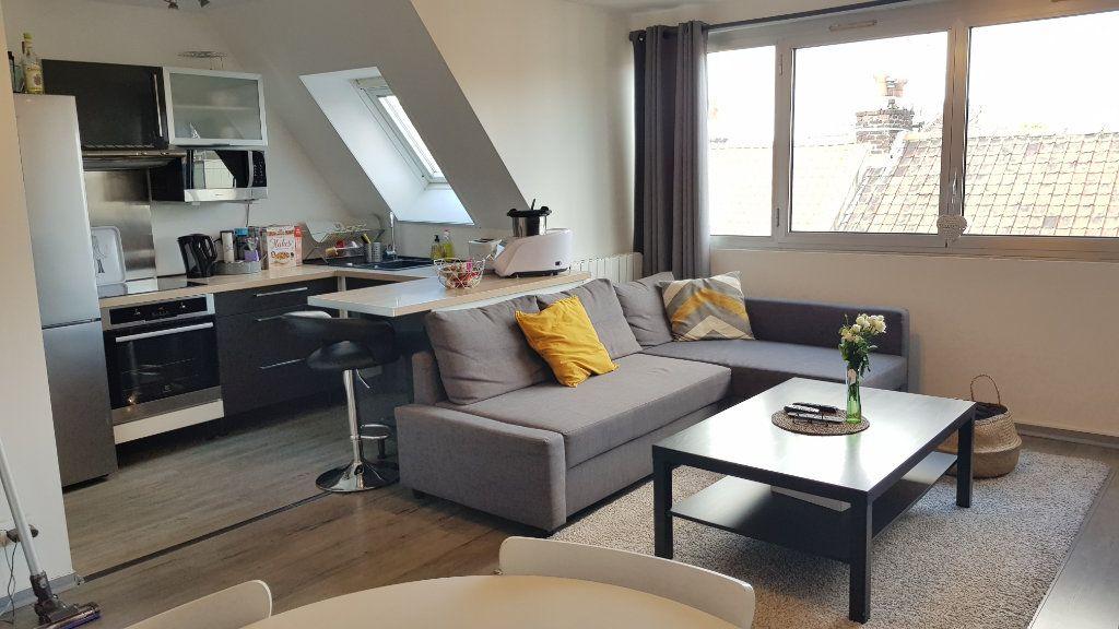 Appartement à louer 2 48.08m2 à Tourcoing vignette-1