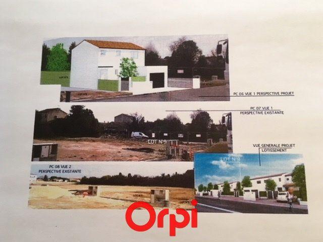 Maison à vendre 4 89m2 à Vergèze vignette-2