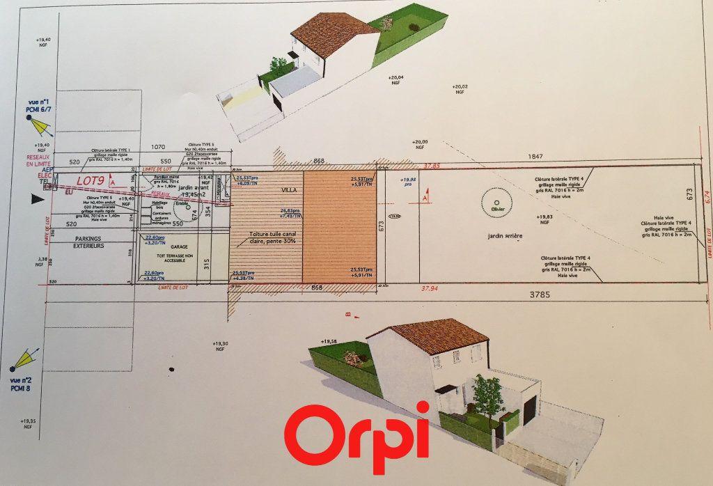 Maison à vendre 4 89m2 à Vergèze vignette-4