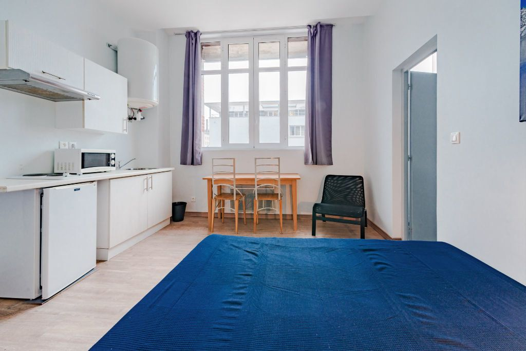 Appartement à louer 1 19.7m2 à Limoges vignette-2