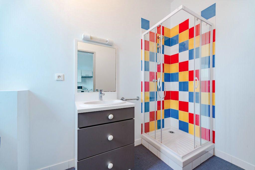 Appartement à louer 1 19.7m2 à Limoges vignette-3