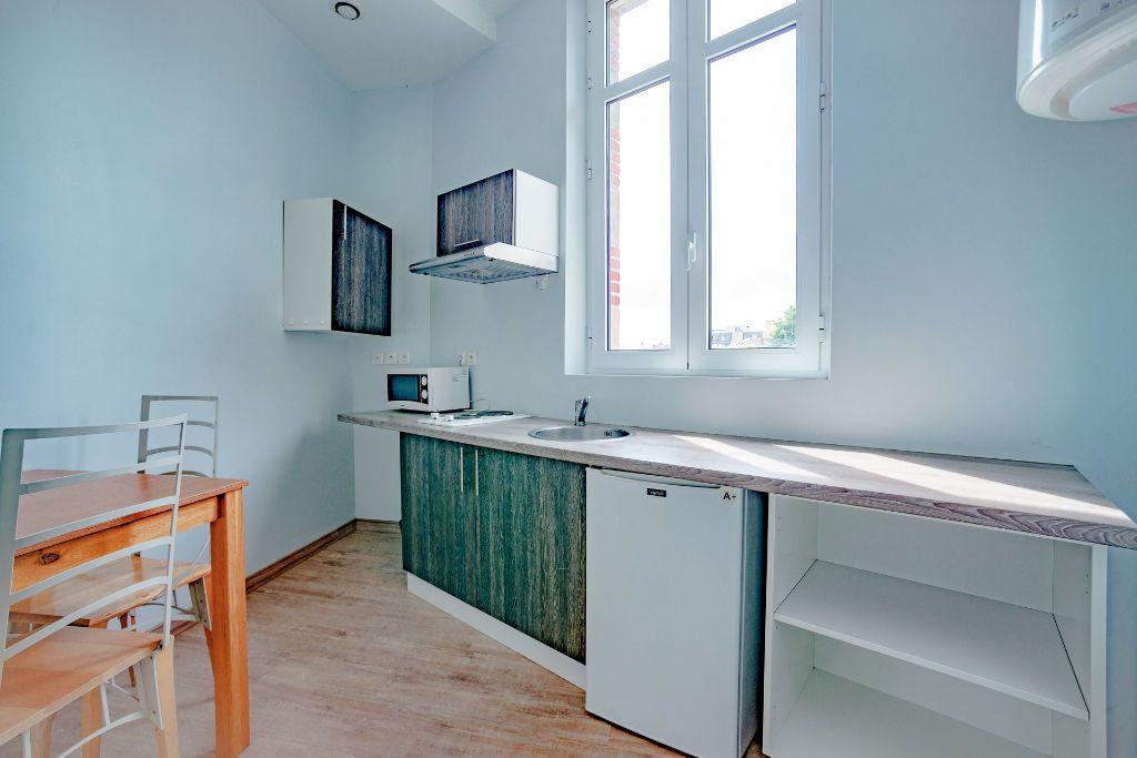 Appartement à louer 1 24.53m2 à Limoges vignette-3
