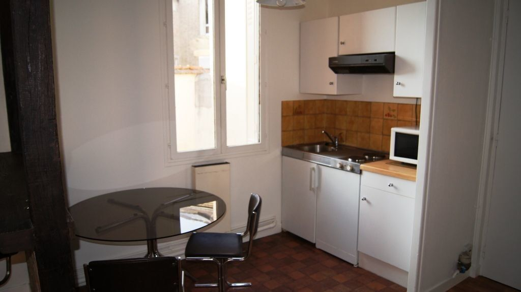 Appartement à louer 1 28.38m2 à Reims vignette-1
