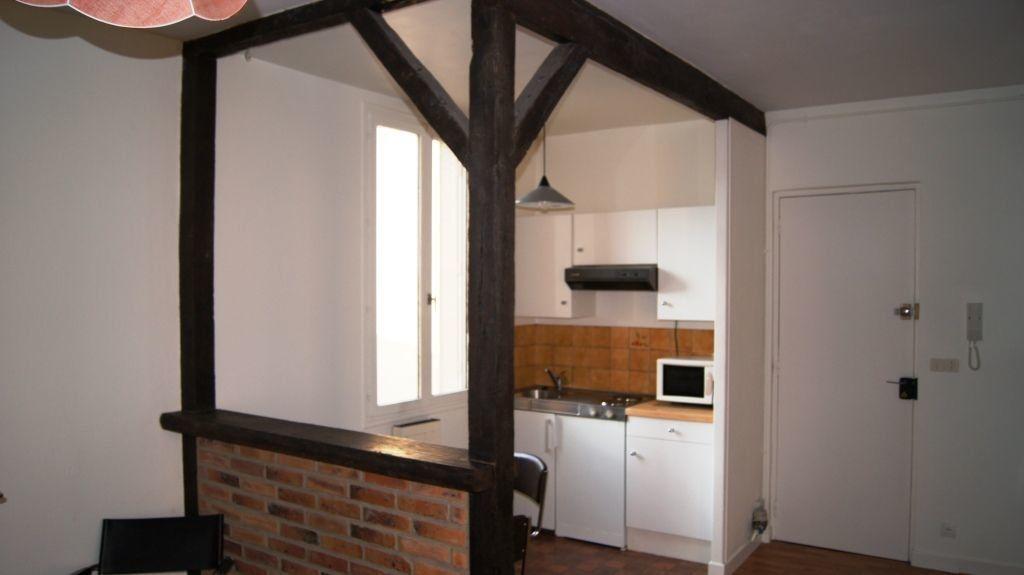 Appartement à louer 1 28.38m2 à Reims vignette-2