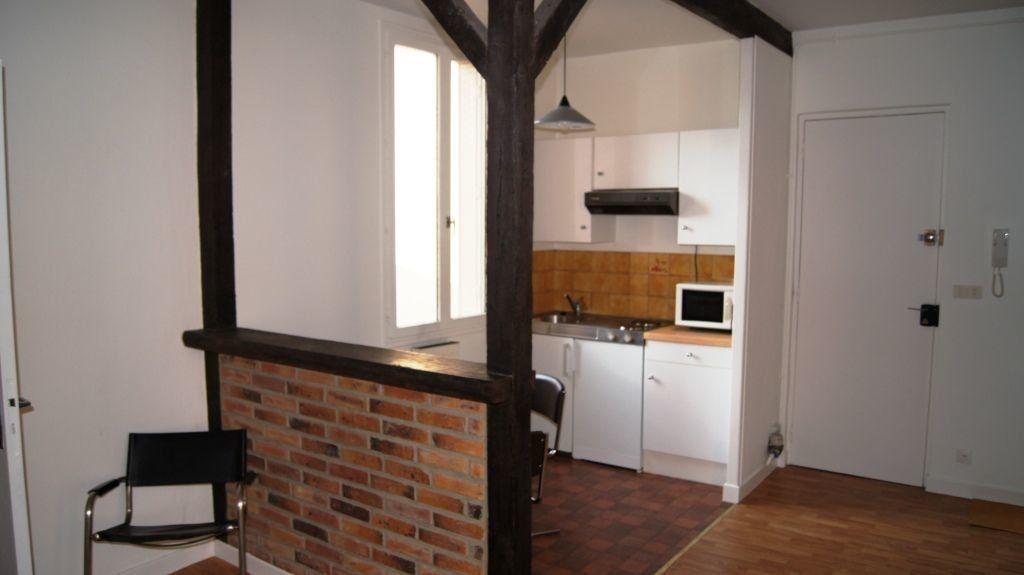 Appartement à louer 1 28.38m2 à Reims vignette-4