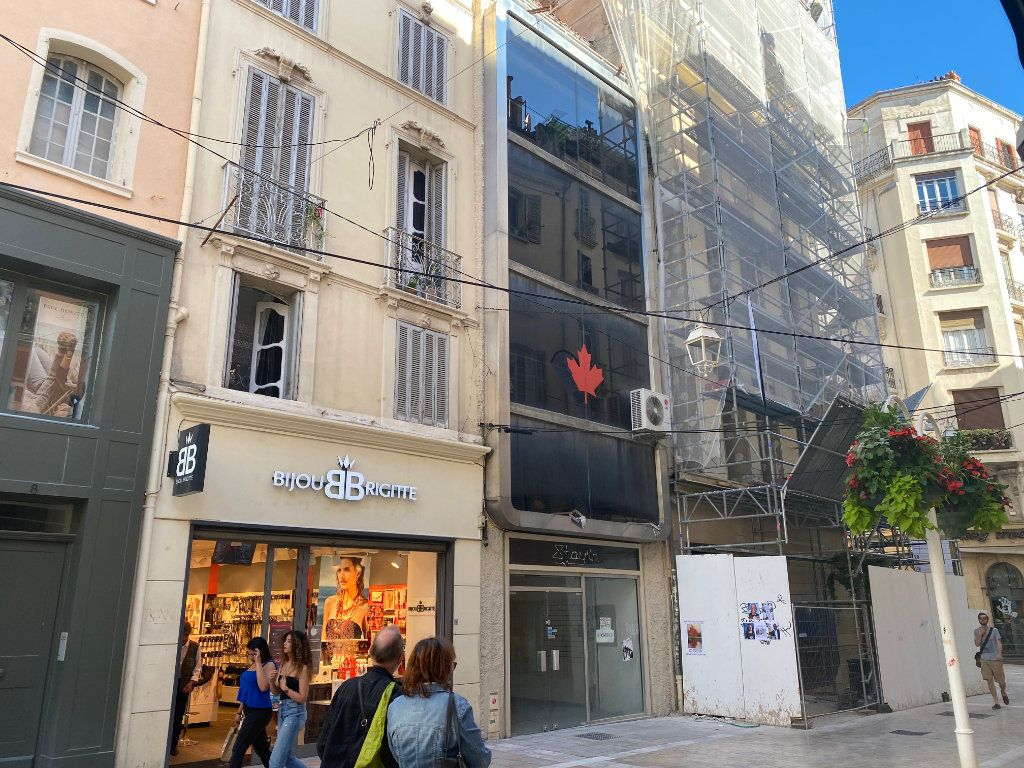Immeuble à vendre 0 260m2 à Toulon vignette-1