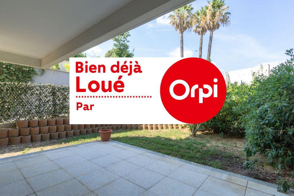 Appartement à louer 2 42.05m2 à Mandelieu-la-Napoule vignette-1