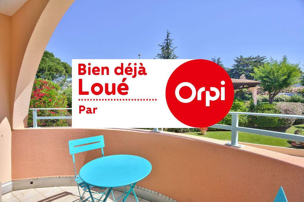 Appartement à louer 1 21.05m2 à Mandelieu-la-Napoule vignette-1