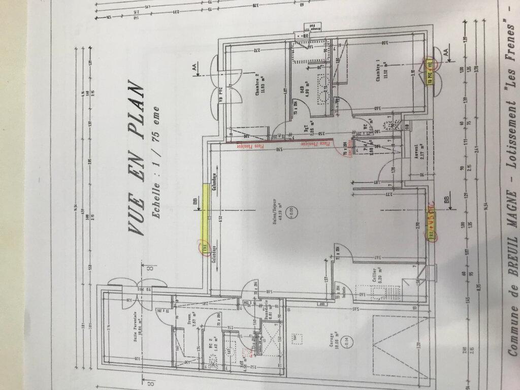Maison à louer 4 110m2 à Breuil-Magné vignette-9