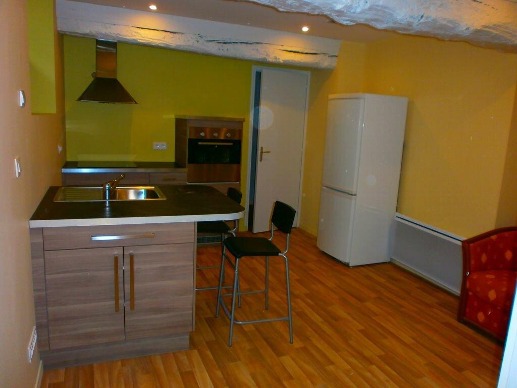 Appartement à louer 2 32.86m2 à Argentan vignette-2