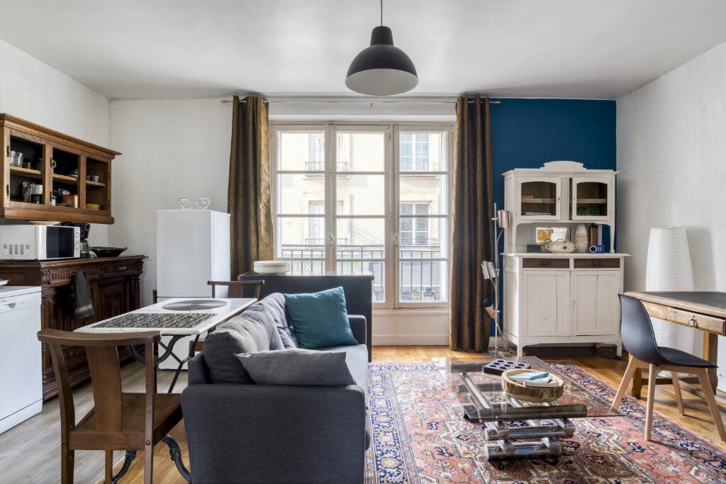 Appartement à louer 2 41m2 à Argentan vignette-1
