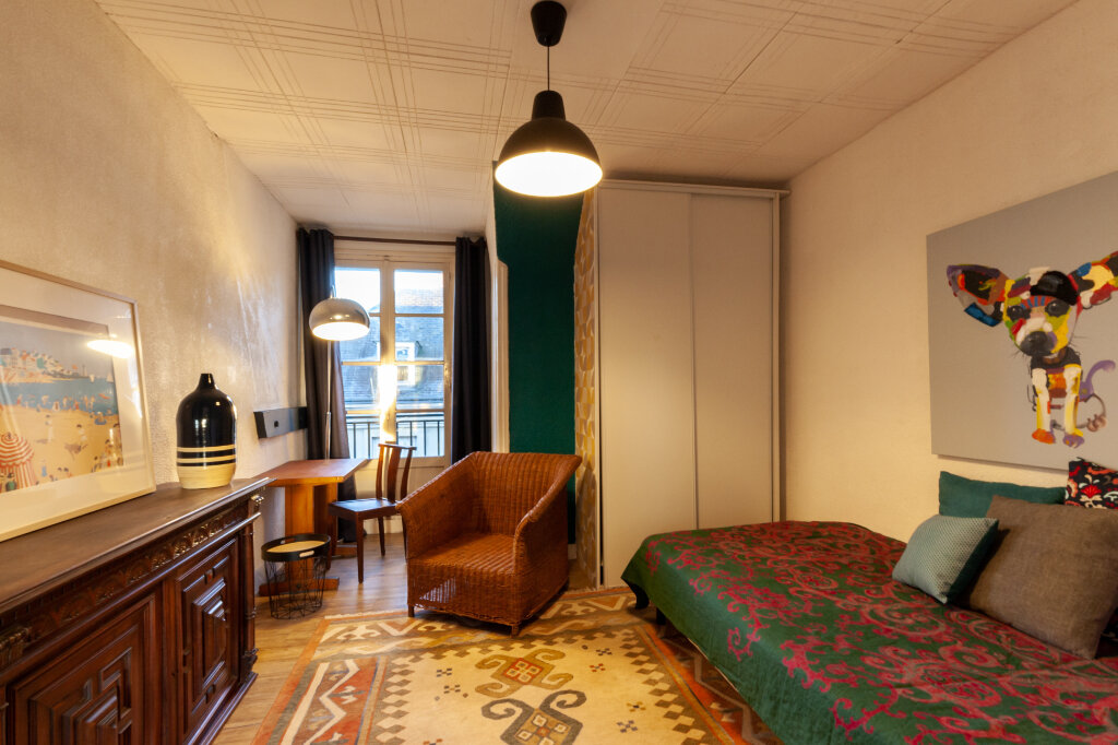 Appartement à louer 1 28m2 à Argentan vignette-2