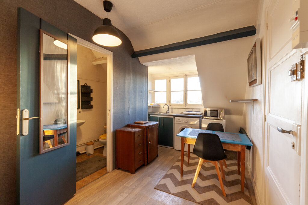 Appartement à louer 1 28m2 à Argentan vignette-5