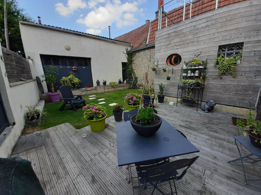 Maison à vendre 5 162m2 à Curgies vignette-7