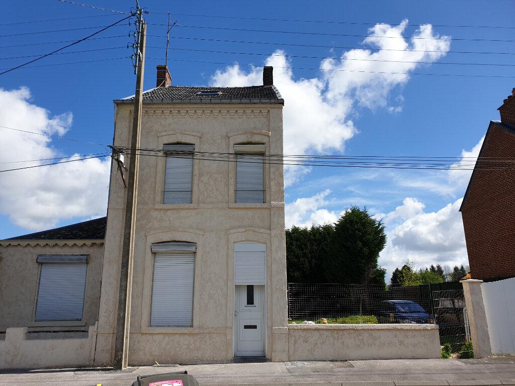 Maison à vendre 8 115m2 à Jeumont vignette-1