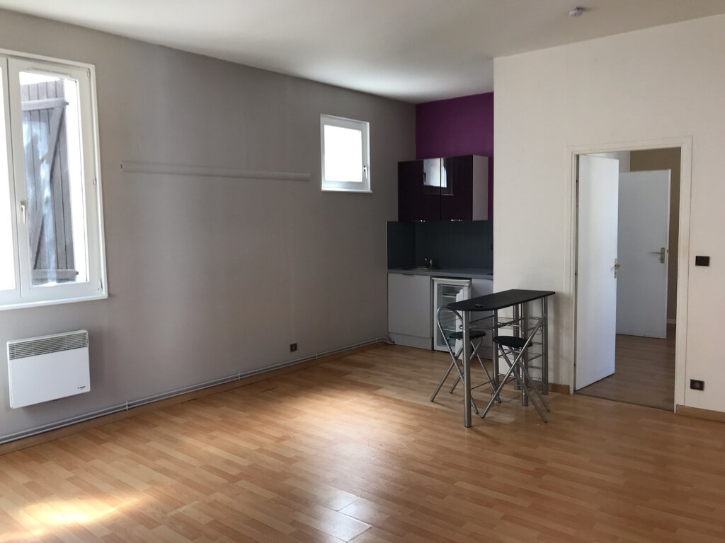 Appartement à louer 2 46.07m2 à Nancy vignette-1