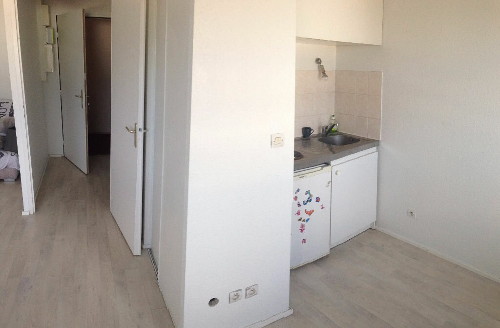 Appartement à louer 1 26m2 à Nancy vignette-3