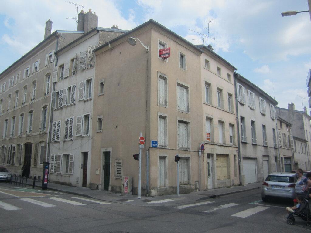 Appartement à louer 1 22m2 à Nancy vignette-1