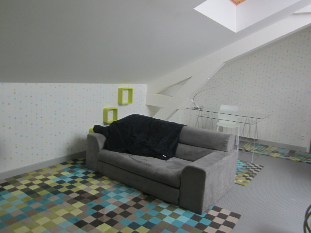 Appartement à louer 2 26.5m2 à Nancy vignette-2