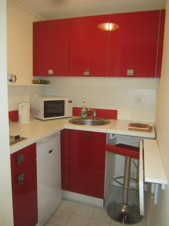 Appartement à louer 1 21.35m2 à Nancy vignette-1