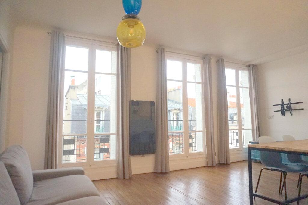 Appartement à louer 4 69.2m2 à Boulogne-Billancourt vignette-1