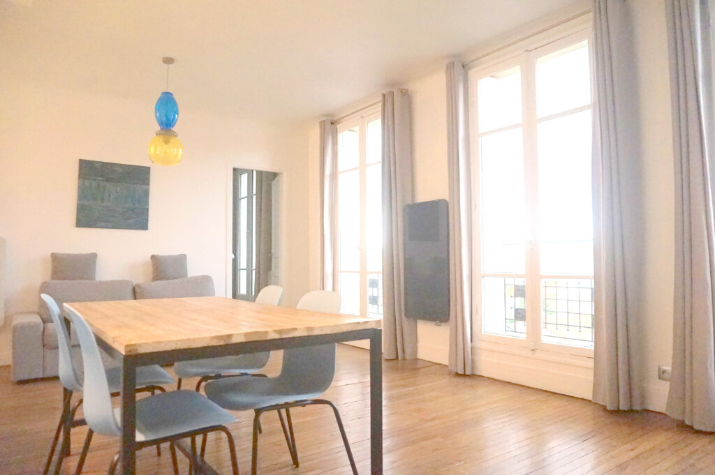 Appartement à louer 4 69.2m2 à Boulogne-Billancourt vignette-4