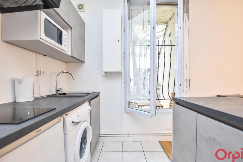 Appartement à louer 1 24m2 à Paris 15 vignette-2