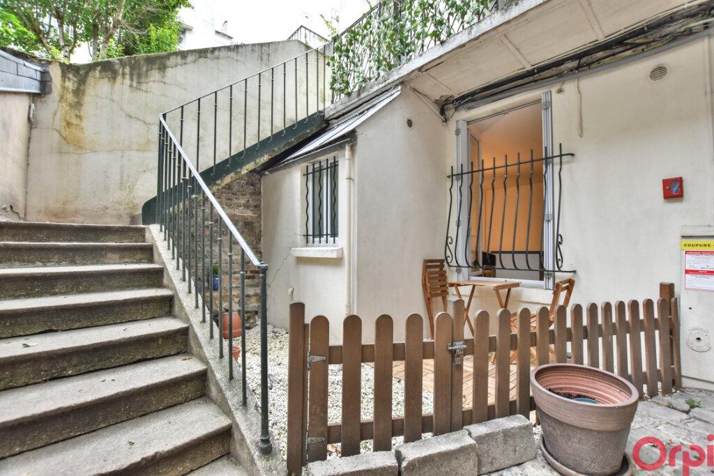 Appartement à louer 1 24m2 à Paris 15 vignette-5