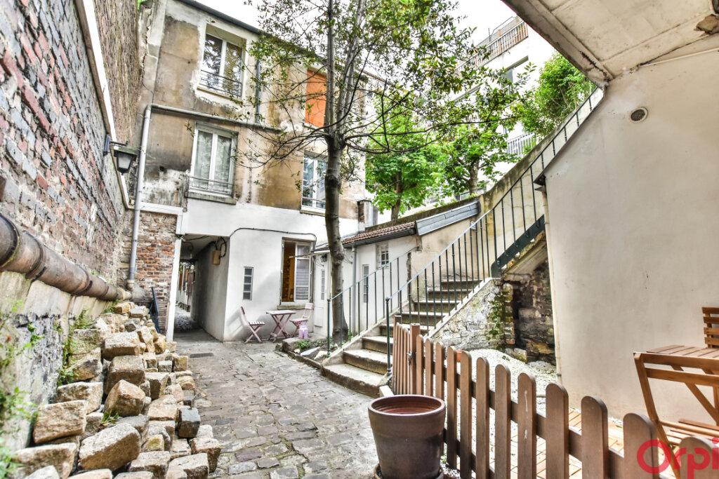 Appartement à louer 1 24m2 à Paris 15 vignette-7
