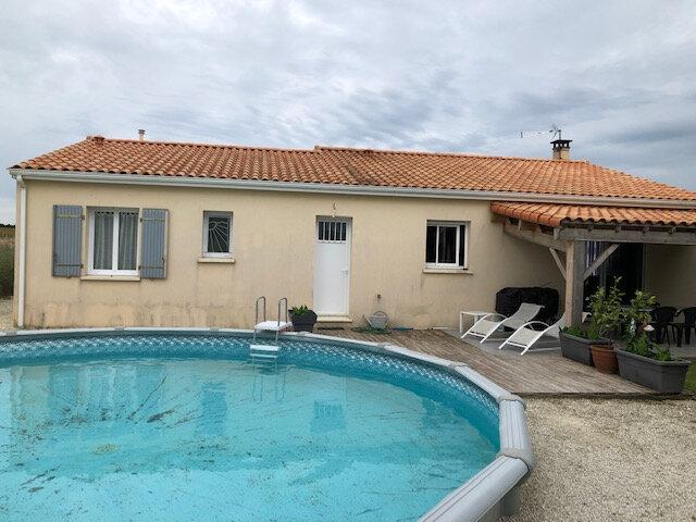 Maison à vendre 5 120m2 à Saint-Sulpice-d'Arnoult vignette-1