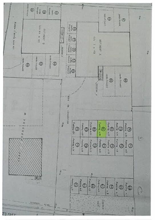 Appartement à louer 2 30.01m2 à Tours plan-3