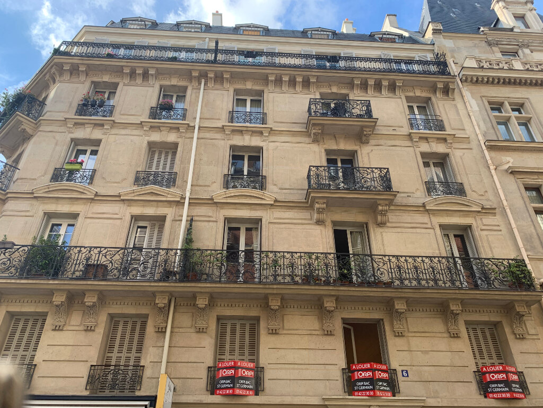Appartement à louer 4 84.3m2 à Paris 7 vignette-1